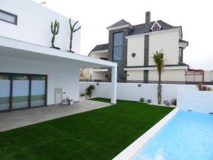 Viviendas sostenibles en Rota (Cádiz). Artechhomes.