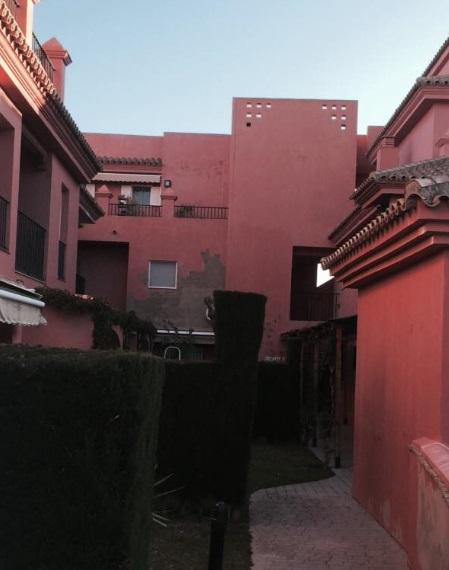 Restauración vivienda. Urbanización Vistahermosa