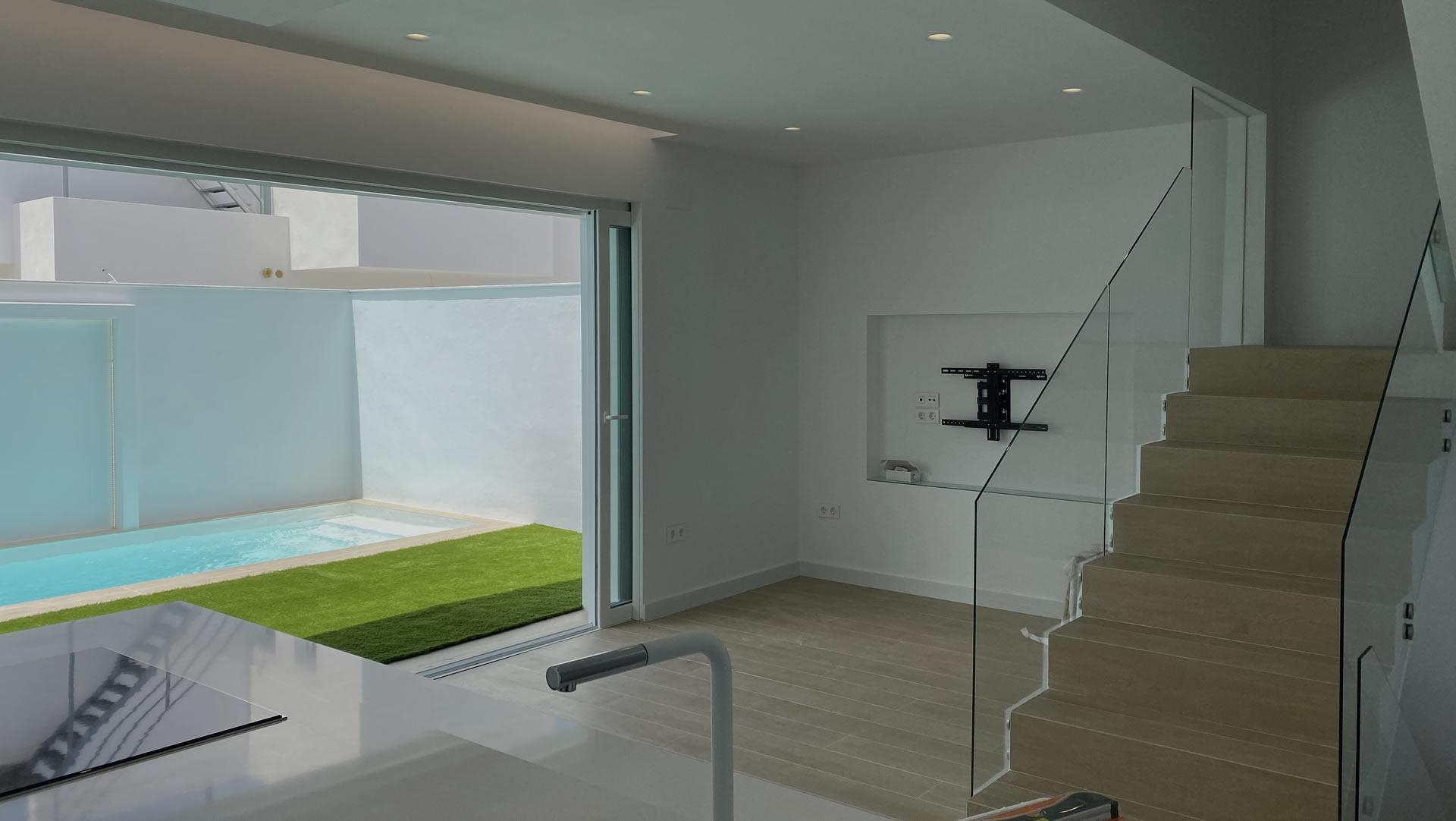 Diseño interiores. Artechhomes.